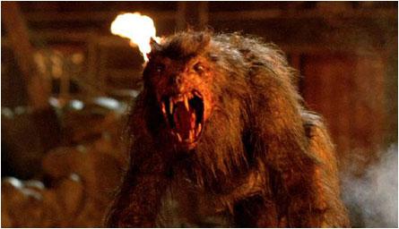 Ginger snaps werwolf